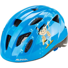 Alpina Ximo Casco Niños, indian